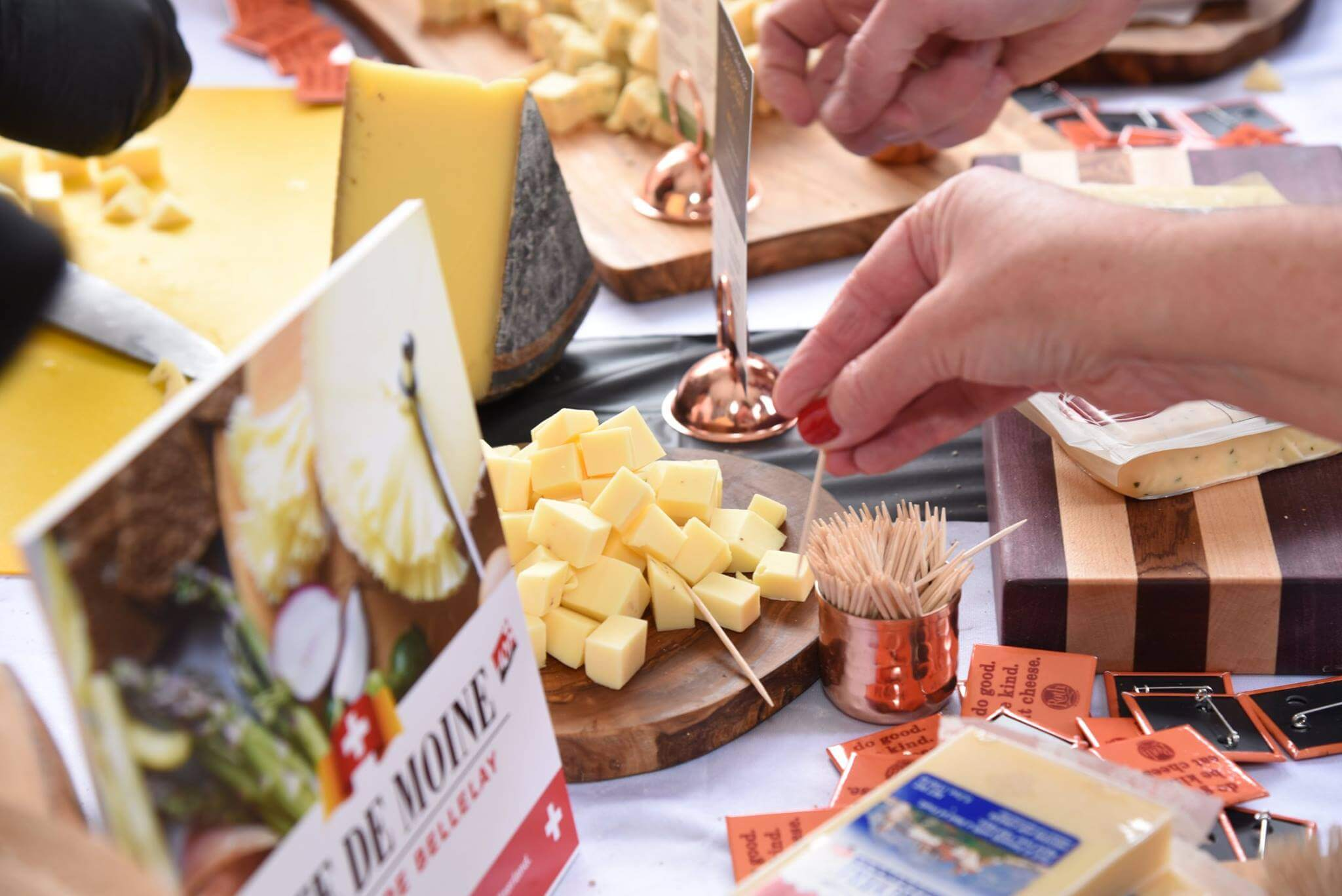 Eat Cheese: Fête des Fromages